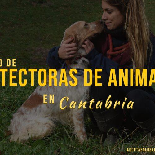 Listado de Protectoras de Animales en Cantabria