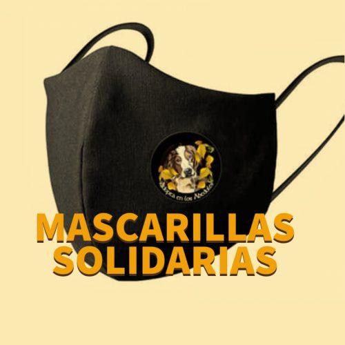Mascarillas Solidarias